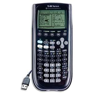 Ti 89 Titanium Programmable Graphing Calculator