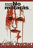 No Mataras (A Short Film About Killing)[NTSC/REGION 1&4 DVD. Import-Latin America] by Krzysztof Kieslowski (Spanish subtitles)