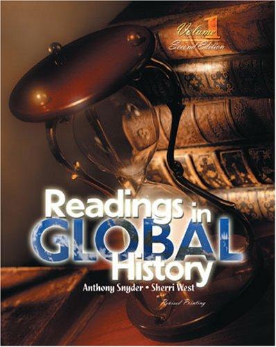Readings in Global History