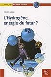 L'hydrogène, énergie du futur ?
