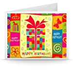 Happy Birthday (Gift-Wrapped) - Print...