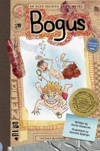 Download Bogus: Book 2 (The Aldo Zelnick Comic Novel Series) pdf epub