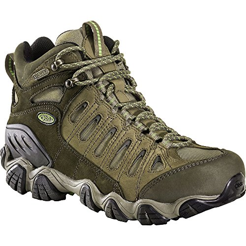 How To Waterproof Leather Boots - Oboz Sawtooth Mid BDRY Hiking Boot - Umber - Mens - 12
