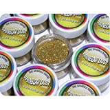 3 x Rainbow Dust Sparkle Range HOLOGRAM GOLD Non Toxic Cake Glitter Decoration