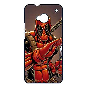 Special Design Deathstroke Phone Case Cover For Htc One M7 Deathstroke Popular