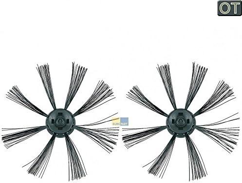 daniplus – 2 x Cepillo, cepillos para aspiradoras Dirt Devil Robot aspirador Libero – Nº: 0606001: Amazon.es: Hogar