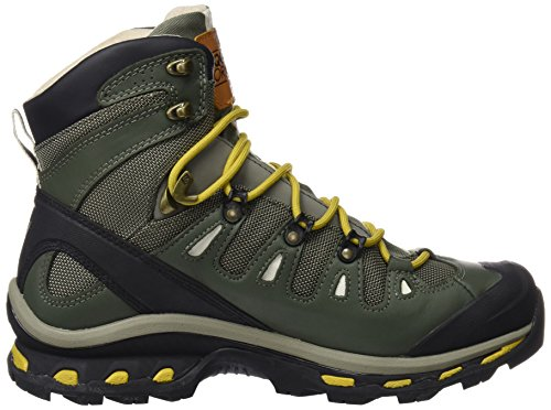 Salomon Mens Quest Origini 2 Gtx Hiking Boots Tempest, Night Forest, Mais
