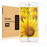 iPhone 6 Screen Protector, [Tempered Glass Protection] Aerb iPhone 6 4.7