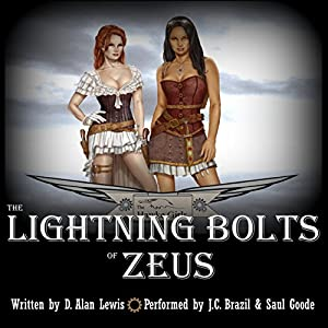 The Lightning Bolts of Zeus Audiobook