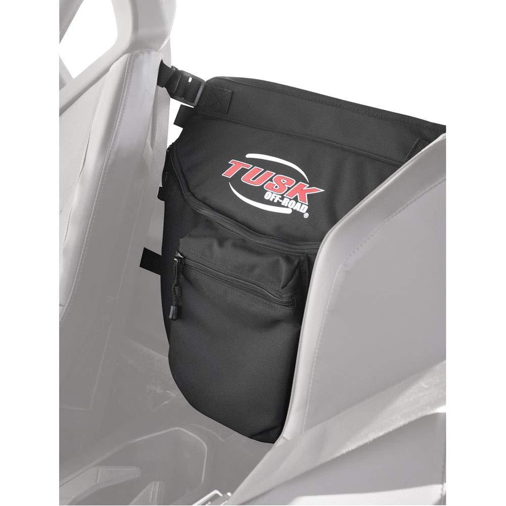 Tusk UTV Cab Pack Black - Fits: Can-Am Commander 1000 2011-2014