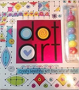 Dot Art Create Beautiful Art From Lots Of Dots Make
