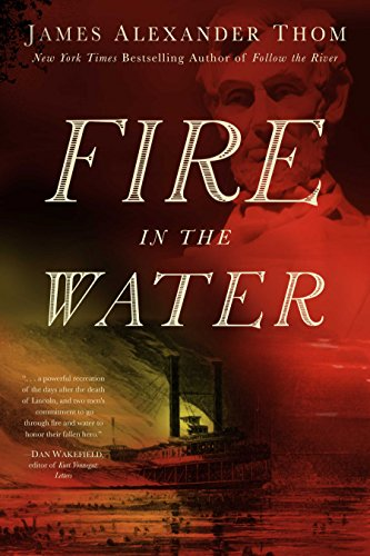 Fire in the Water (The Civil War Strange & Fascinating Facts)