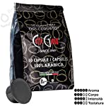10 CAPSULE CAFFE' TRE VENEZIE NESPRESSO ARABICA DI SAN MARCO