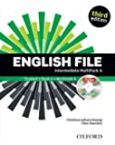 English File third edition: English File 3rd Edition Intermediate. Student's Book MultiPack a without Oxford Online Skills Practice
