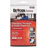 DEVCON Fiberglass, Porcelaine & Plastic Repair Kit