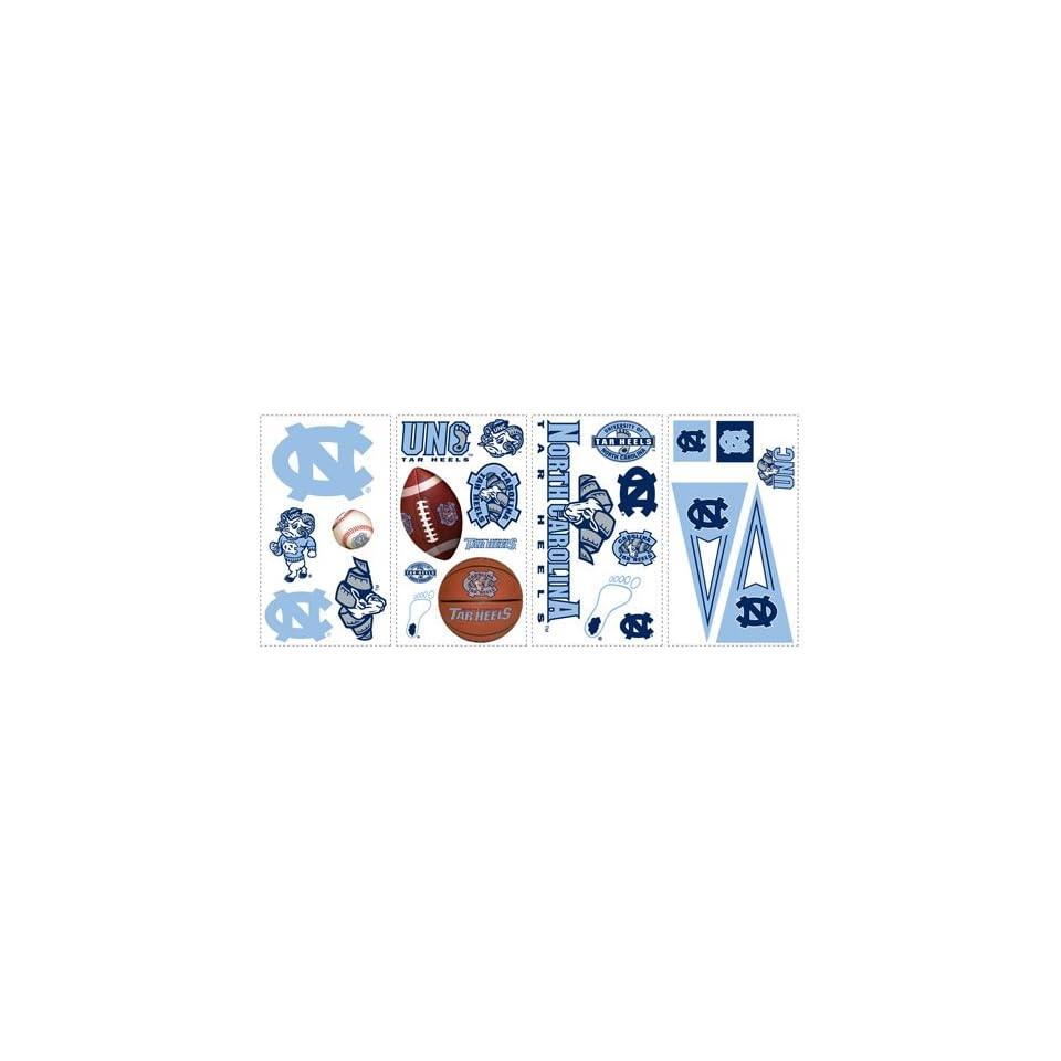 NCAA Appliques North Carolina