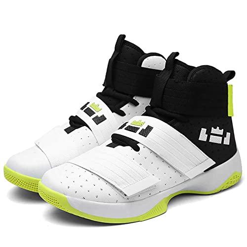 Zapatos de Baloncesto de Alta Gama Zapatos de Hombre Botas ...