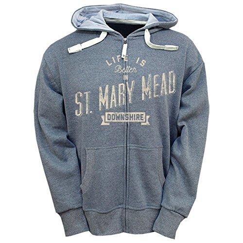 womens-st-mary-mead-grey-zipper-hoodie-funny-miss-marple-sweatshirt-xl