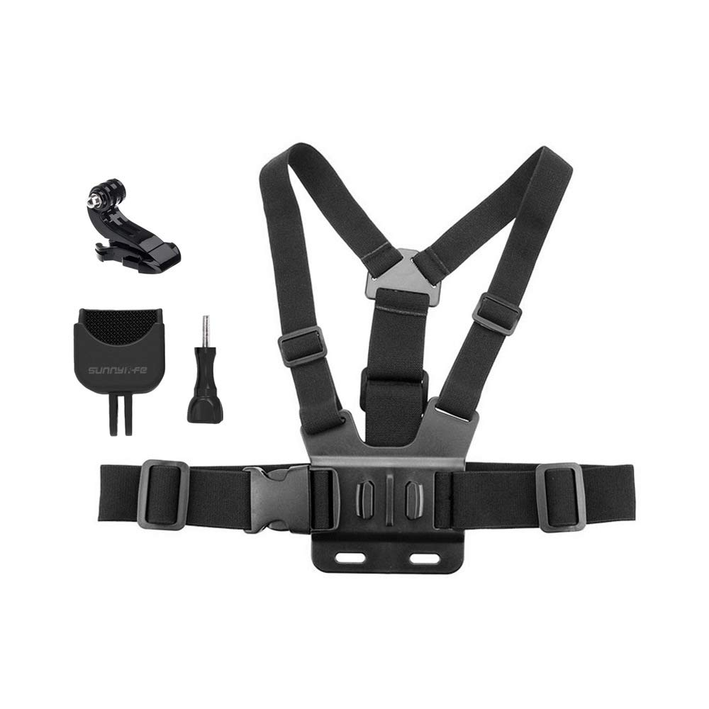 Newhaa Chest Mount Harness Strap for OSMO Pocket by Newhaa