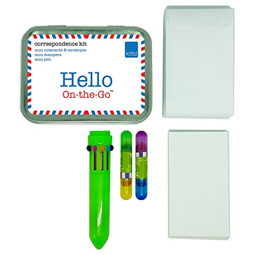 Hello On-The-Go Travel Toy Letter Play Set by kittd ()