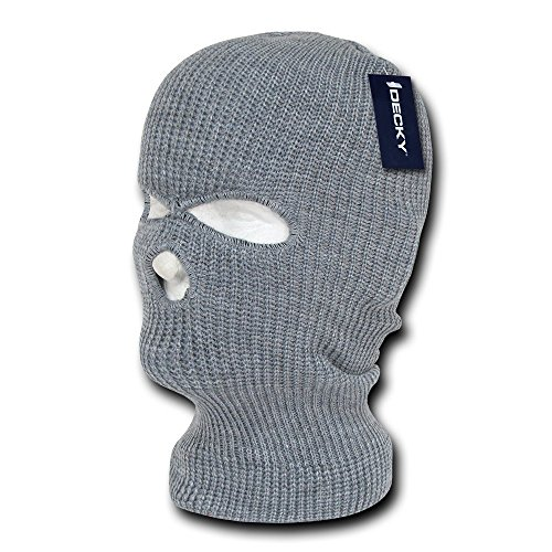 Decky 3 Holes Face Mask