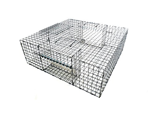 Tomahawk Live Trap Repeating Bullfrog Trap by Tomahawk Live Trap