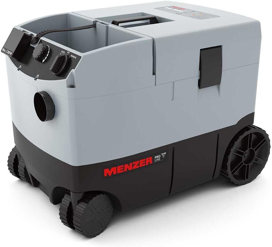 MENZER Aspiradora Industrial Profesional VC 790 PRO con Sistema ...