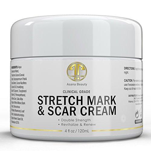 NeuCeutica Stretch Mark Scar Reduction Cream 4 Ounce