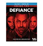 Defiance: Season Two [Blu-ray + UltraViolet]