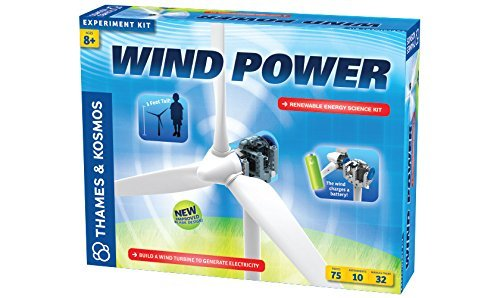 Thames & Kosmos Wind Power (V 3.0) Science Kit by Thames & Kosmos