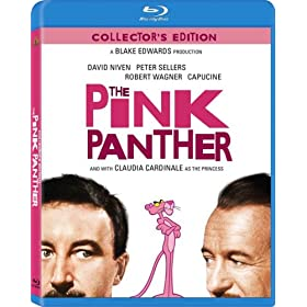 The Pink Panther Blu-ray (1964)