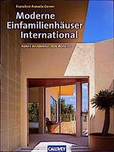 Moderne Einfamilienhäuser International: Kühne Architektur zum Wohnen