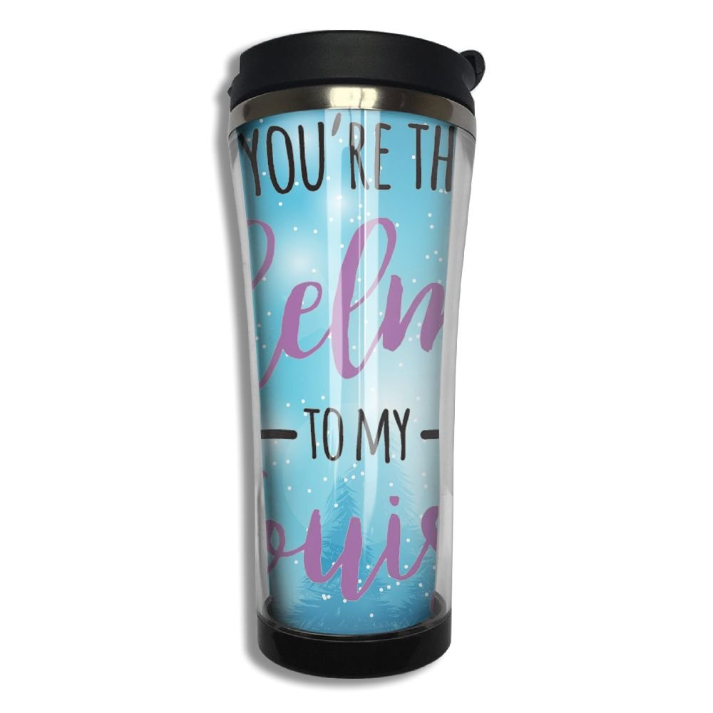 You're The Thelma To My Louise Stainless Steel Inside Coffee Cup For Travel Office Heat Preservation Tea Hand