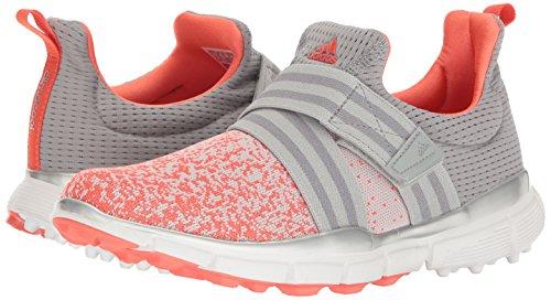 Womens Golf Shoes. adidas Women's Climacool Knit Golf Shoe, Light Onix, 8 M US #golf