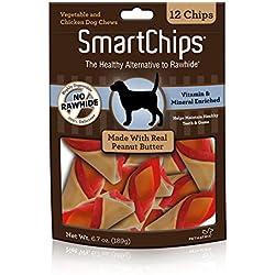 Smartbones Smartchips For Dogs, 12 Count