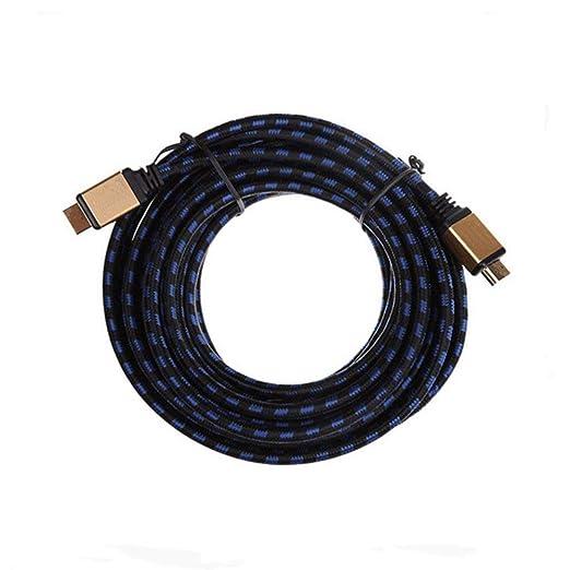 ZYCX123 3M Cable HDMI a HDMI Ultra Cable de conexión para PS4 ...
