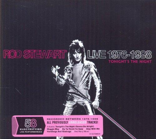 (Live 1975-1998: Tonight's The Night (4CD))