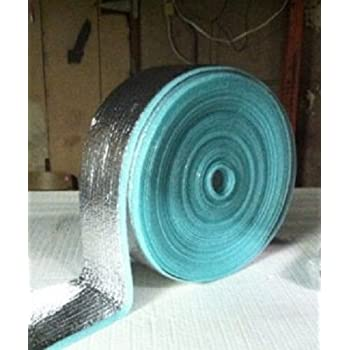Amazon Com Frost King Fv15 Foam And Foil Pipe Insulation