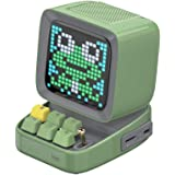Divoom - DITOO Green Bluetoothスピーカー【日本正規代理店品】緑 グリーン ブルートゥース ゲームも楽しめるスピーカー 4580395321837