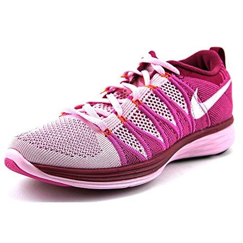 NIKE 620465 601 - Zapatillas de correr de material sintético hombre Purple/Pink