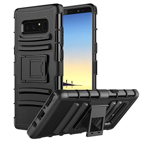 MoKo Heavy Duty Case for Samsung Galaxy Note 8