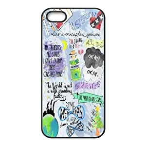 Popluar the Fault in Our Stars.okay. Hard Plastic phone Case Cover For Apple Iphone 5 5S Cases FANS254571