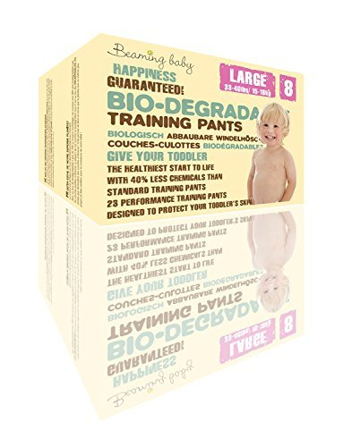 Beaming Baby Biodegradable Training Pants Large (23 pull-ups)