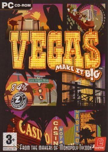 Vegas: Make It Big (PC CD) by Empire: Amazon.es: Videojuegos