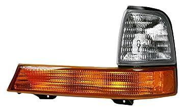 Front Left Driver Side Marker Parking Lamp Light For 98-00 Ford Ranger