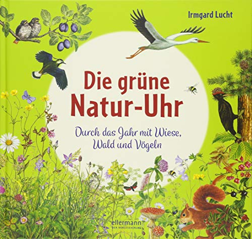 Price comparison product image Die grüne Natur-Uhr