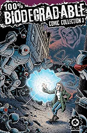 100% Biodegradable Comic Collection 3 (English Edition) eBook ...