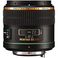 Pentax Telephoto 55mm f/1.4 DA SDM Autofocus Lens for Digital SLR