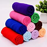 ALOUD CREATIONS Multicolor Microfiber Cleaning Cloth for Car Cleaning, Kitchen, Bike, Laptop, LED TV, Mirrors and Furniture, Pack of 6, 30 x 30cm (12 x 12 Inch)