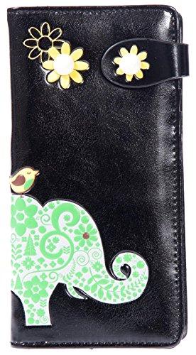 Shagwear Womens Clutch Wallets Designs